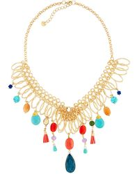 Nakamol - Multicolor Mixed Statement Necklace - Lyst