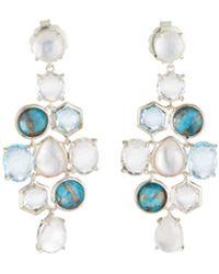 Ippolita - Rock Candy Prong & Bezel Cascade Earrings In Harmony - Lyst