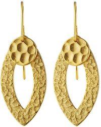 Stephanie Kantis - Paris Shimmer Eye Earrings - Lyst