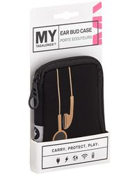 MYTAGALONGS Zip-around Ear Bud Case - Multicolor