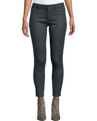 DL1961 Margaux Painted Skinny Ankle Jeans - Multicolour