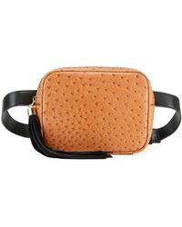 Christian Siriano Tatiana Faux-leather Belt Bag - Multicolour