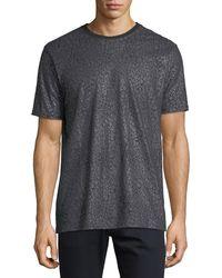 ELEVEN PARIS - Men's Gatrick Crackle T-shirt - Lyst