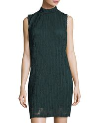Julia Jordan - Pleated A-line Dress - Lyst