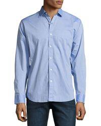DL1961 - Park Regular-fit Button-front Shirt - Lyst