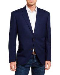 Neiman Marcus - Men's Modern Fit Wool Sport Coat - Lyst