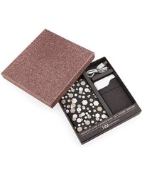 Neiman Marcus - Passport Case & Power Bank Cell Phone Charger Boxed Set - Lyst