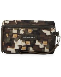 Longchamp | Le Pliage Neo Vibration Cosmetics Bag | Lyst