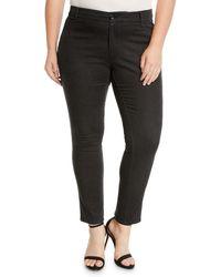 Neiman Marcus - Twiggy Slim Stretch Jeans Plus Size - Lyst
