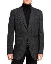 Neiman Marcus - Men's Harris Tweed Sport Coat - Lyst