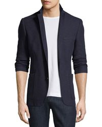 English Laundry - Men's Burnley Slub-knit Blazer Jacket - Lyst