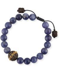 Armenta - Old World Adjustable Bead Bracelet - Lyst