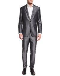Brioni   Two-piece Notch-lapel Suit   Lyst
