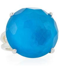 Ippolita - Wonderland Large Round Ring In Ice - Lyst