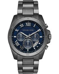 MICHAEL Michael Kors - Chronograph Bracelet Watch - Lyst