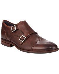 Cole Haan Men's Williams Grand Double-monk Dress Shoes - Brown