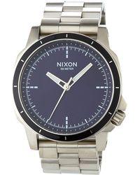 Nixon - 45mm Ranger Ops Bracelet Watch - Lyst