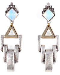 Lulu Frost - Horizon Clip-on Earrings - Lyst