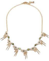 Lulu Frost - Discovery Eye Shaker Necklace - Lyst