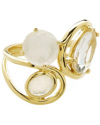 Ippolita - 18k Rock Candy Squiggle Ring In Flirt - Lyst