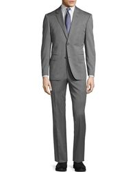 Neiman Marcus - Two-button Modern-fit Suit - Lyst