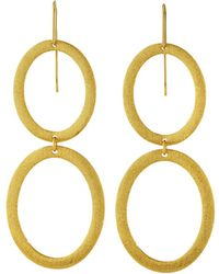Stephanie Kantis - Windsong Drop Earrings - Lyst