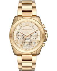 MICHAEL Michael Kors - 40mm Jet Set Chronograph Bracelet Watch - Lyst