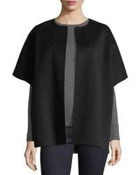 Neiman Marcus | Luxury Double-faced Cashmere Cocoon Coat | Lyst