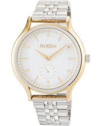 Nixon - 38mm Sala Bracelet Watch - Lyst