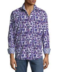 Robert Graham - Classic-fit Encinas Sport Shirt - Lyst