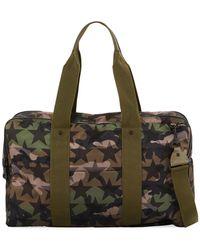 Valentino - Camouflage Zip Briefcase - Lyst