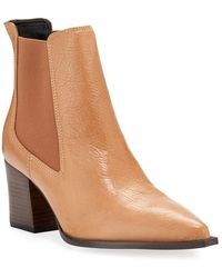 Lust For Life - Tennessee Leather Western Ankle Booties - Lyst