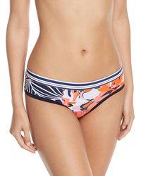 Xirena - Brinkley Hipster Printed Swim Bikini Bottoms - Lyst