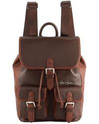 Robert Graham - Men's Alondra Leather Rucksack Backpack - Lyst