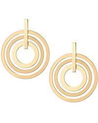 Lydell NYC - Multi-hoop Earrings - Lyst