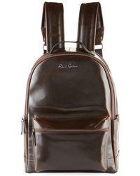 Robert Graham - Men's Saunders Leather Backpack - Lyst