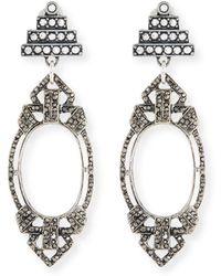 Lulu Frost - Lillet Statement Earrings - Lyst
