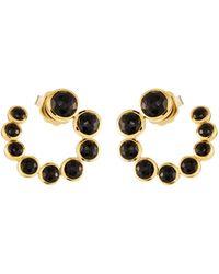 Ippolita - 18k Lollipop® Black Onyx Spiral Earrings - Lyst