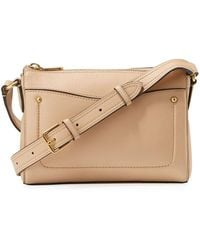 Cole Haan - Esme Leather Crossbody Bag - Lyst