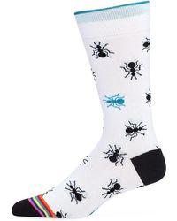 Bugatchi - Men's Ant Socks - Lyst