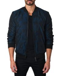 Jared Lang - New York 1c Camo Bomber Jacket - Lyst