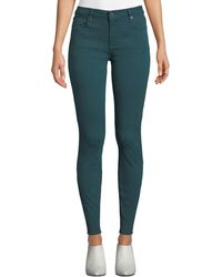 Parker Smith - Ava Mid-rise Skinny Jeans - Lyst