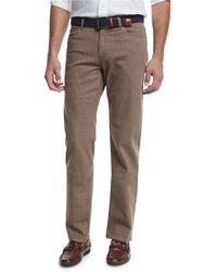 Peter Millar | Straight-leg Washed Denim Jeans | Lyst