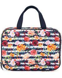 Neiman Marcus - Large Lay Flat Cosmetics Bag - Lyst