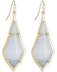 Kendra Scott - Olivia Drop Earrings - Lyst