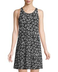 Cece by Cynthia Steffe - Twist-back A-line Dress - Lyst