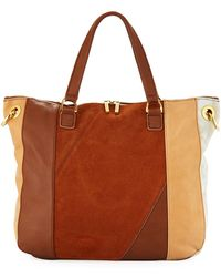 Hammitt | Daniel Colorblock Shoulder Bag | Lyst