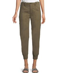 Vince - Slouchy Military Utility Pants - Lyst