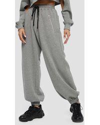 Lattelier In-between Sweatpants - Gray