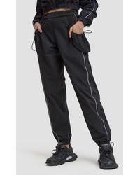Lattelier Drawstring Sweatpants - Black